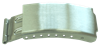 Bild von Faltverschluß mit Federstegbefestigung Edelstahl, 1 VPE = 5 St.