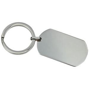 Bild von Edelstahl Schlüsselanhänger groß oder klein