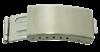 Bild von Standard-Faltverschluß Edelstahl 1 VPE = 5 St.
