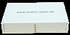 Bild von Sortiment Silberketten 925/-rhod.  incl. Kettenbox BM62