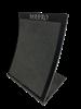 Bild von Aufsteller für Ohrstecker schwarz für 24 Paar HxBxT 18x15x12cm